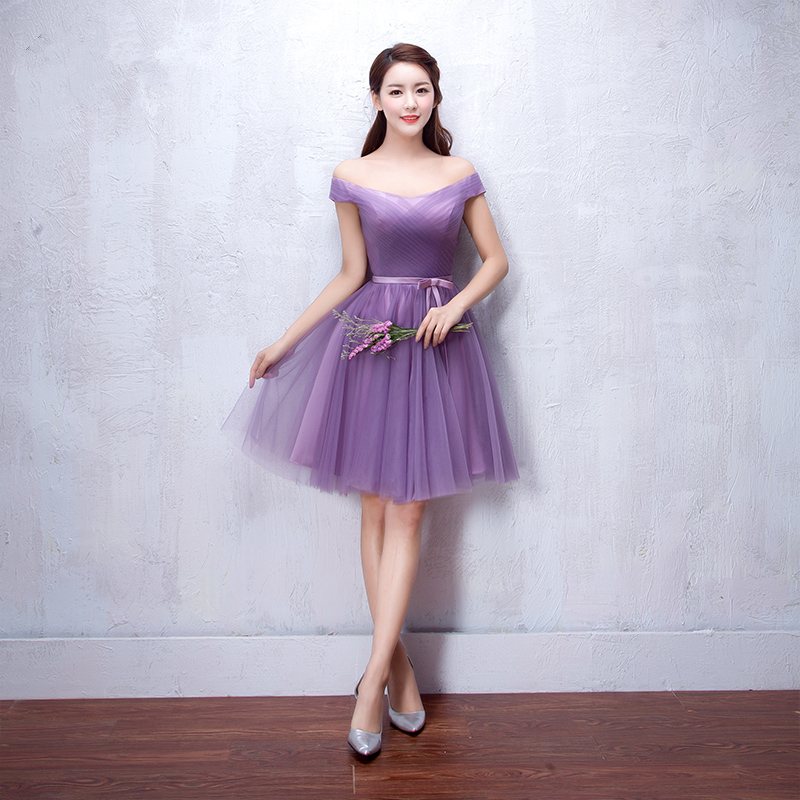 Increíble Dama De Honor Con Tul Foto - Vestido de Novia Para Las ...