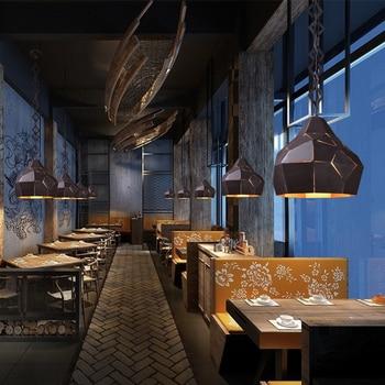 Vintage Anhänger Lichter Loft Lampe Avize Nordic Hanglamp Restaurant Küche Licht Suspension Leuchte Hause Industrielle Beleuchtung