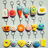 15pcs Set Soft Funny Toy Squishy Bread Cell Phone Decoration Toys Slow Rising Antistress Toy Squeeze