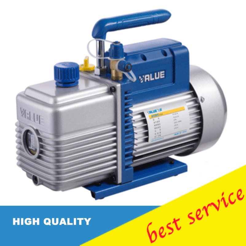 Value FY-1H-N Mini Air Ultimate Vacuum Pump 220V Air Compressor LCD Separator Laminating Machine HVAC Refrigeration Repair Tools(China)