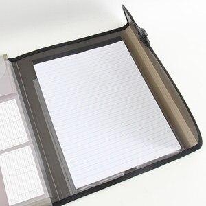 Image 5 - משרד משולב עסקים ארגונית תיק A4 תיקיית קובץ הרחבת תיקיית תיק עבור מסמכים