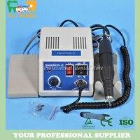 Марафон Стоматологическая лаборатория Электрический полировка микромотор N3 35 К оборотах двигателя и лаборатория наконечника