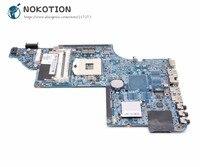 NOKOTION 665351 001 MAIN BOARD For HP Pavilion DV6 DV6 6000 Laptop Motherboard HM65 UMA DDR3