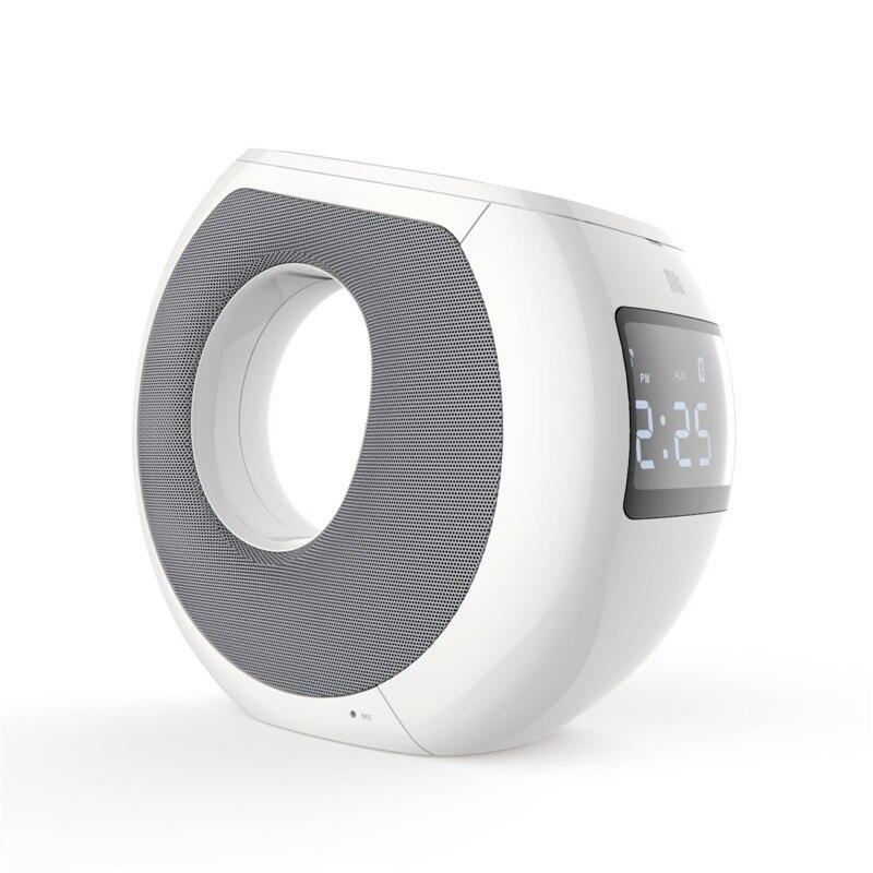 Nillkin Bluetooth Haut-Parleur Home Cinéma qi Sans Fil Chargeur pour SamsungS9 S8Plus Note 8 Musique Surround Haut-Parleur Chargeur pour iPhone