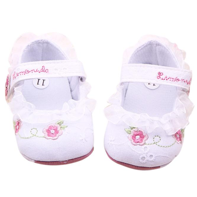 Baby Soft Sole Crib Walker Shoes  11
