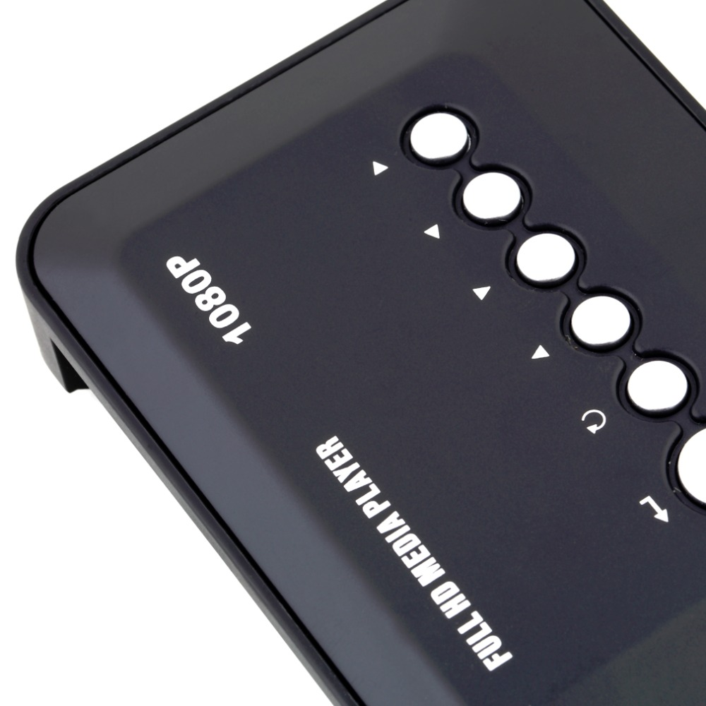 1Sets 1080P TV Videos SD MMC RMVB MP3 HD USB HDMI Multi TV Media Videos Player Box New High Quality in HDD Player from Consumer Electronics