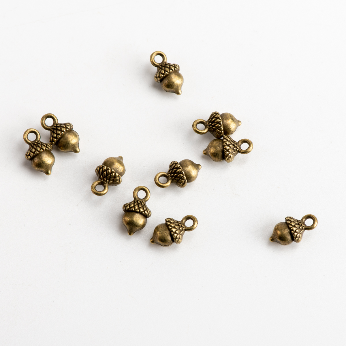 Pine Cone DIY Alloy Pendant Handicraft Accessories  Charms Jewelry Findings & Components For Jewelry Making #JZ412