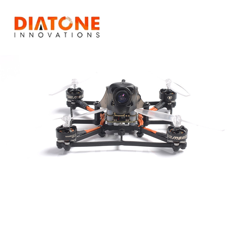 RC Drone Quadcopter Racing Diatone Model-Toys 105mm PNP GTB229 2S Joint-Design Multirotor