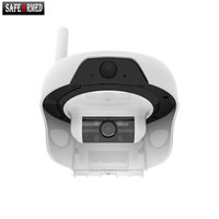 720P Solar Mobile WiFi PIR Camera With Infrared LED For Outdoor IP55 Waterproof Motion Detect