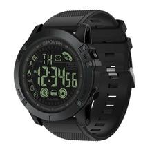 Spovan Top Brand Sport Watch Black Military Quality Military Quality A Plastic B