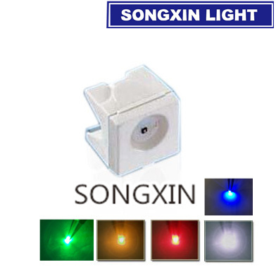 20pcs 1210 Side Red green blue white  4040 Tooth Mother 4X4 SMD LED Light Emitting Diode Super Bright Lamp Car Meter Table