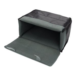 Image 3 - Padded Protective Bag Insert Liner Case for DSLR Camera, Lens and Accessories Black
