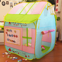 New Arrive Quality Kids Play Tent Play Game House Indoor Outdoor Toy Tent Children Baby Beach