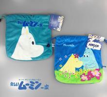 IVYYE 1PCS Hippo Monster Cartoon Drawstring Bags Cute Plush storage handbags makeup bag Coin Bundle Pocket Purse NEW