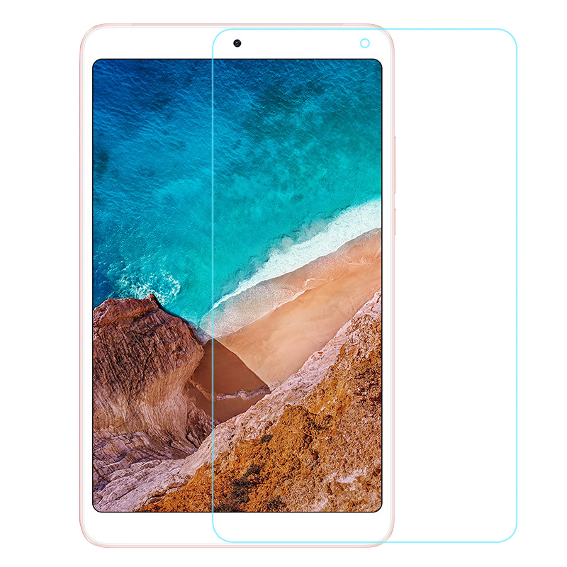 Screen Protector For Xiaomi Mi Pad 4 Tempered Glass Protective Film For Xiaomi MiPad 4 8 Inch Tablet 9H Clear Tempered Glass