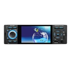 Image 4 - 3001 1Din 12 v 4,1 inch Radio Tuner Bluetooth MP4/MP5 Fahrzeug player Fahrzeug MP5 multifunktionale player Bluetooth MP3 player