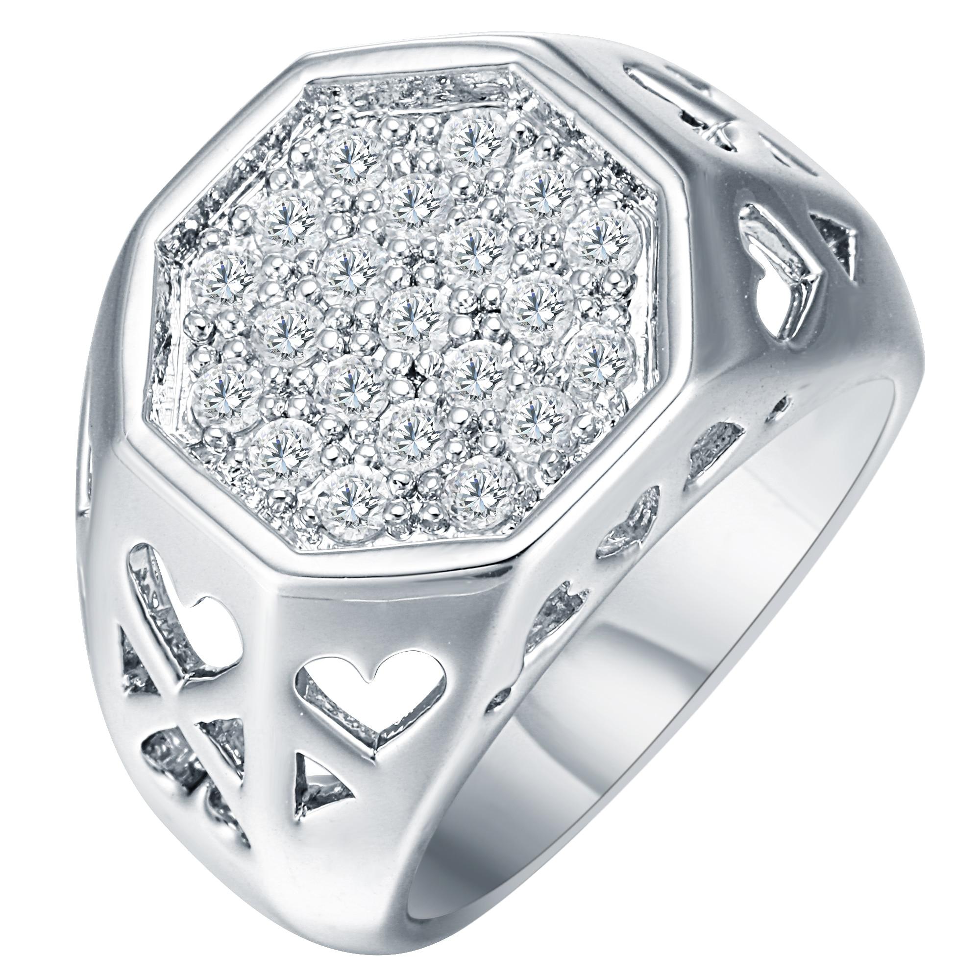 line Get Cheap Mens Platinum Engagement Rings Aliexpress