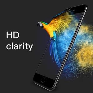 Image 5 - HOCO Apple iPhone 7 8 artı 3D temperli cam filmi 9H ekran koruyucu koruyucu tam kapak için dokunmatik ekran koruyucu