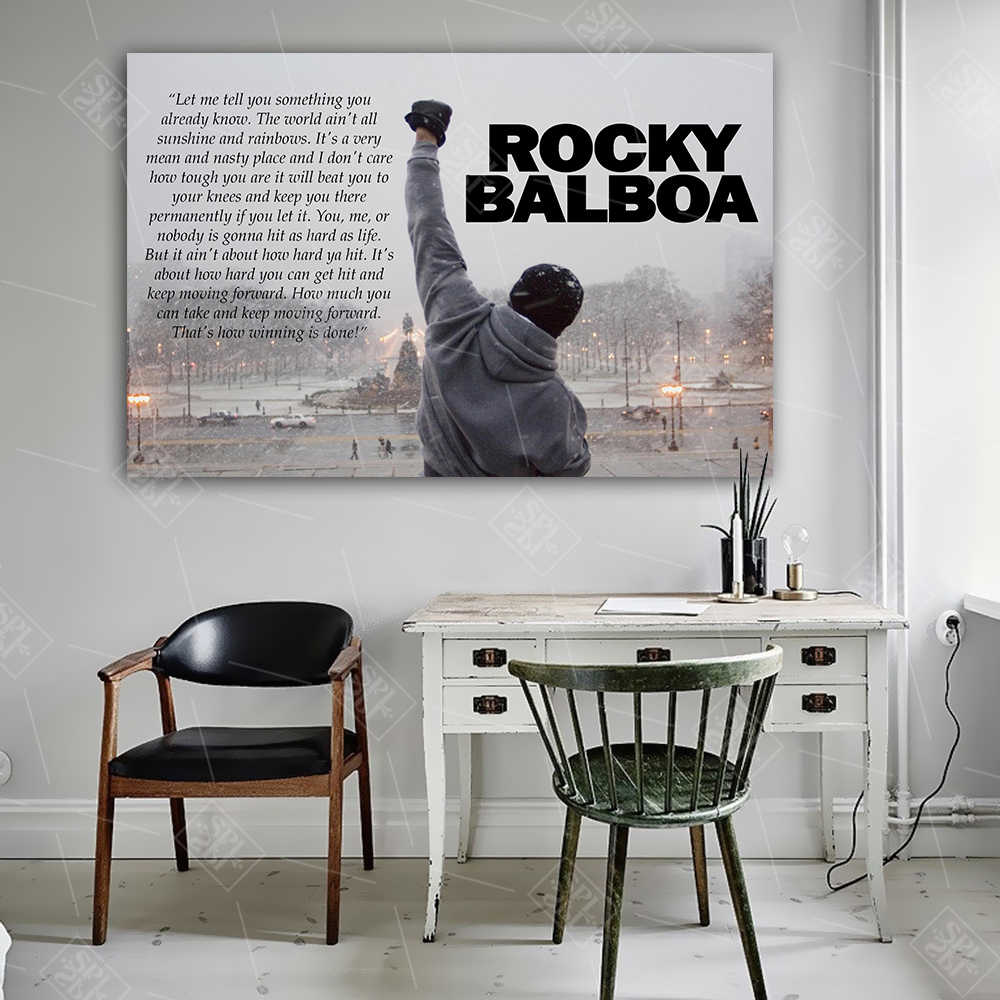 Bodybuilding Print Posters Modern Motivational Black and White Quote Wall Art Canvas Painting Nordic Bedroom Decoration Picture