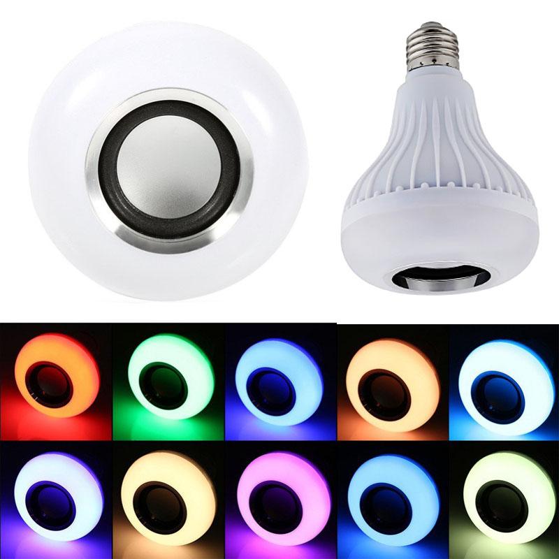 E27 RGB Lamp