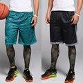 Nueva marca KD pantalones cortos para correr Hasta La Rodilla floja bolsillo los hombres de baloncesto de verano pantalón corto más tamaño M-3XL