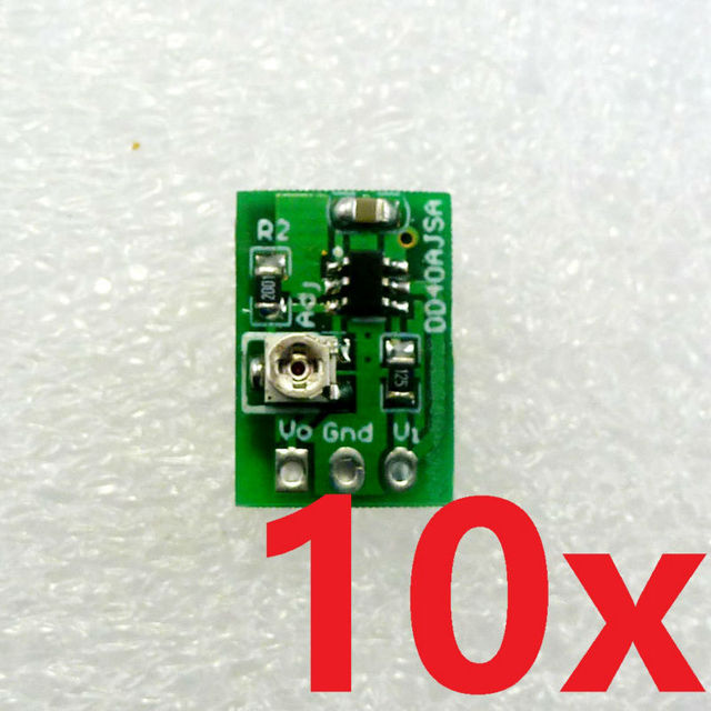 Lm2596 Dc Step Down Voltage Converter Circuit Board 32 40v To 125