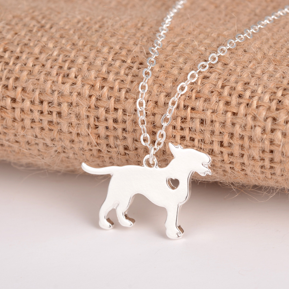 Sterling Silver Dog Breed Jewelry
