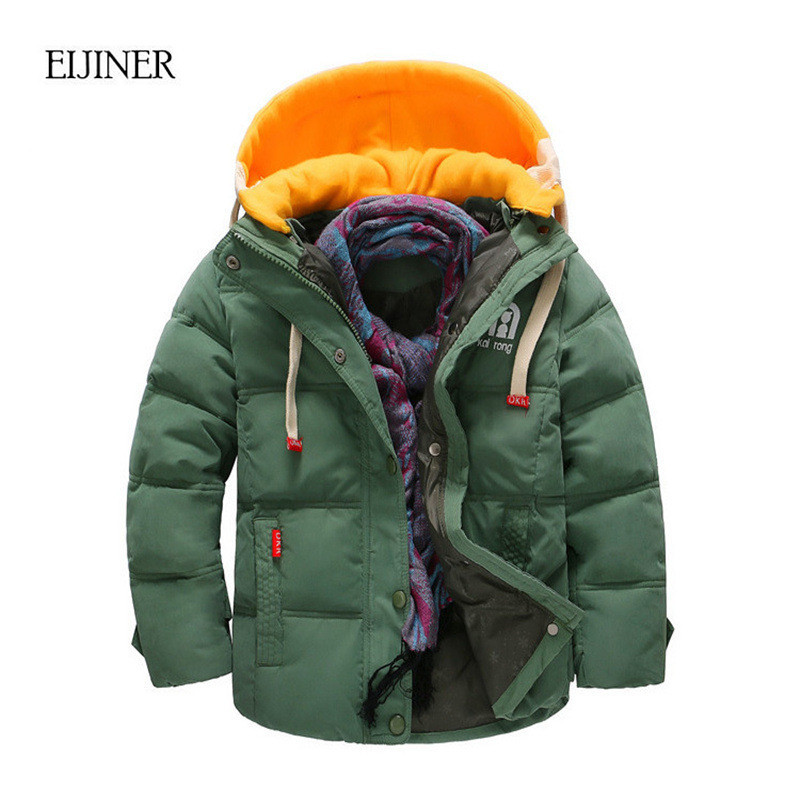 Boys Winter Down Parkas 2017 New Children Down Warm Boys Coats Jackets Kids Down Parkas Jackets Coats Boys Outerwears Coats 2017 fashion boy winter down jackets children coats warm baby cotton parkas kids outerwears for