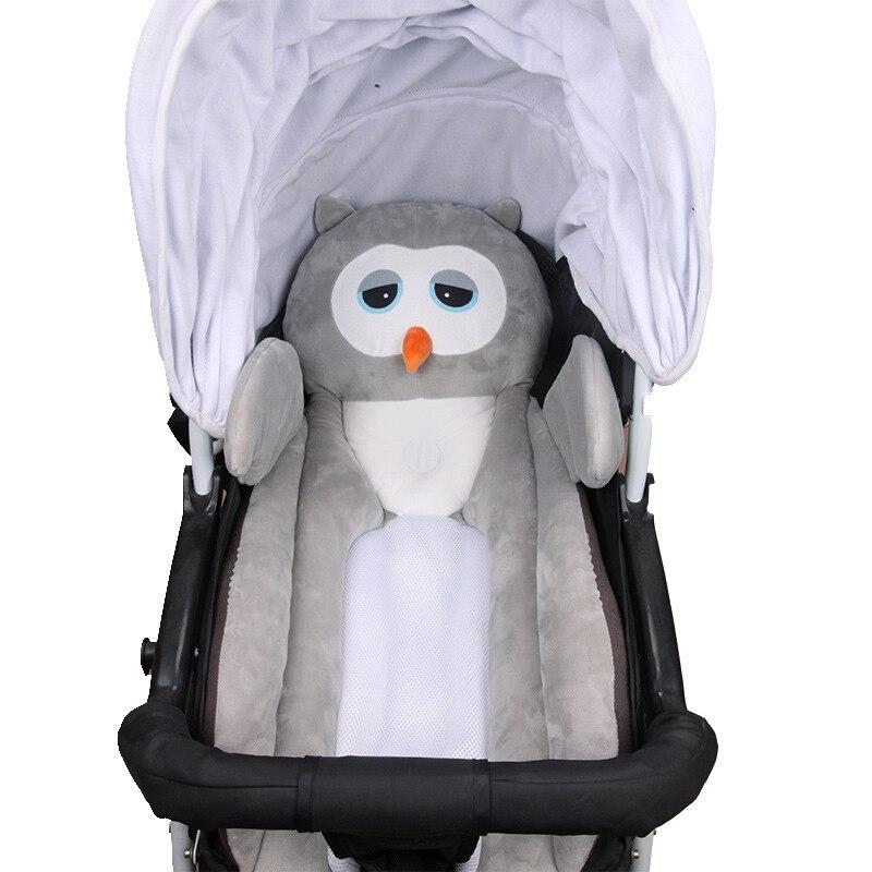 Baby Bed Matras Schattige Cartoon Stijl Slaap Klepstandsteller Body Ondersteuning Voor Baby Wieg Wandelwagen M09 Door Wetenschappelijk Proces