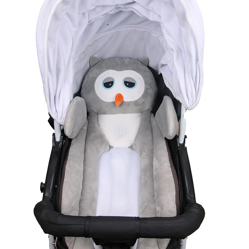 Mother & Kids Amiable Baby Bed Mattress Adorable Cartoon Style Sleep Positioner Body Support For Infant Crib Stroller M09