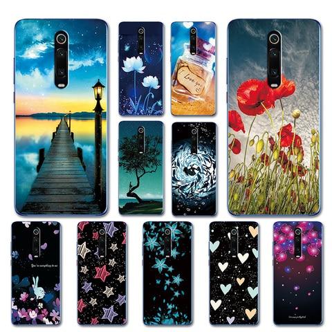 Love Heart Phone Bags For Xiaomi Redmi K20 Pro Cases Silicone Case For Xiaomi Redmi K20 Back Cover Shell Redmi 7A Redmi Note 7 Pakistan
