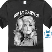 Dolly Parton retrato camiseta S M L Xl nueva camiseta oficial(China)