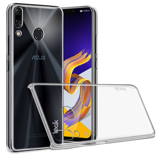 buy popular 67b62 a8102 For ASUS Zenfone 5 Zenfone 5Z Case ZE620KL ZS620KL Imak Hard Cases  Transparent Clear Protective Back Cover crystal phone shell