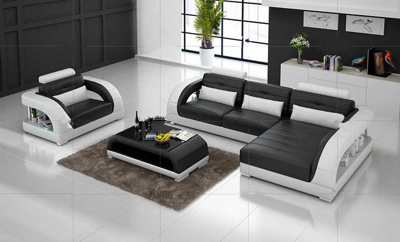 Phenomenal Leather Corner Sofas With Genuine Leather Sectional Sofa Pdpeps Interior Chair Design Pdpepsorg