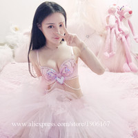 New Led Luminous Sexy Lady Party Tutu Dress With Bra Led Light Up Performance Suit Clothes Valentine's Day Birthday Gift