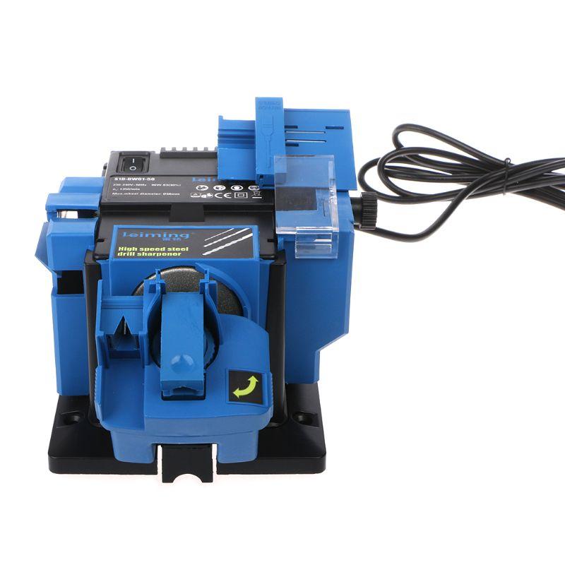 Affûteuse de couteau électrique multifonction perceuse affûteuse ciseaux outils de meulage électriques EU Plug professionnel