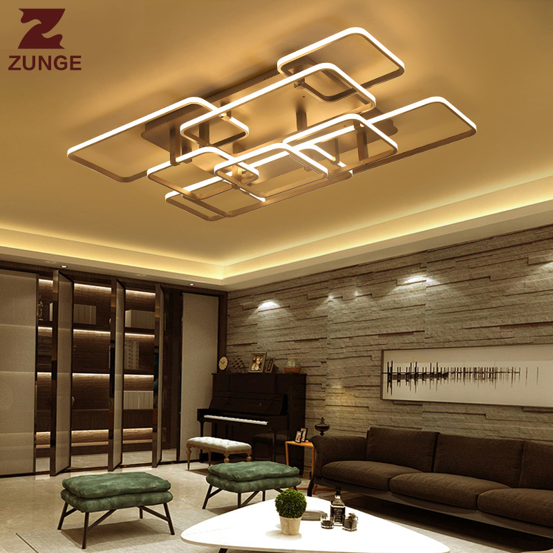 ZUNGE LED ceiling lights bedroom creative lamps and lanterns modern personality room living new lights P639 new ceiling balcony bedroom study and creative personality and creative pendant lights iron star aisle corridor lights 16f221d