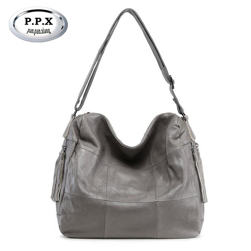 Promotion Rushed 100% Genuine Leather Women Handbags European And American Style Female Shoulder Bag Simply Design Plaid M579 promotion 100