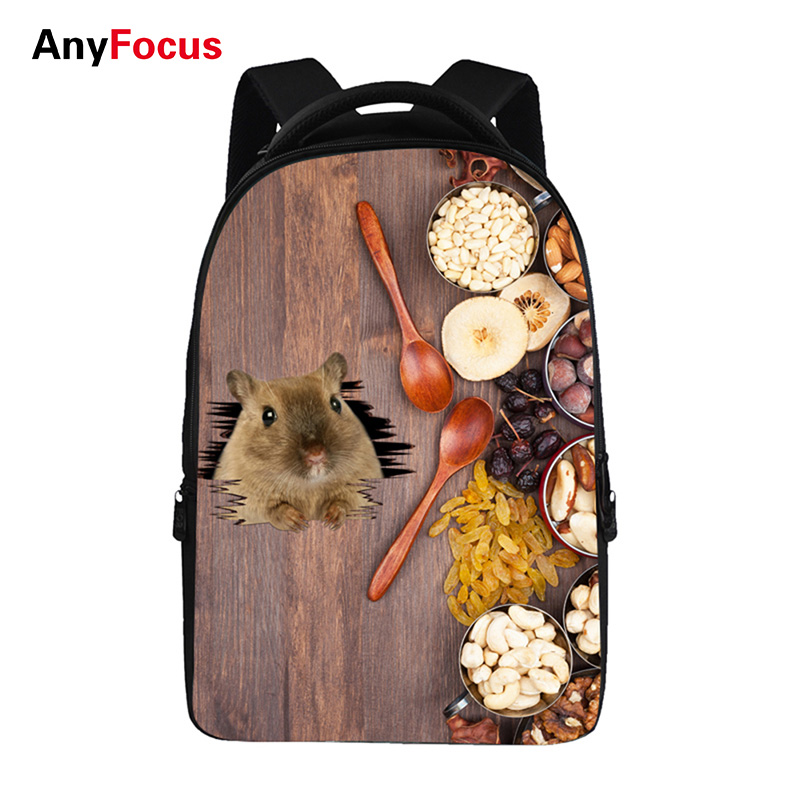 Food spices print Backpacks For Teens Computer Bag Fashion School Bags For Primary Schoolbags Fashion Backpack Best Book Bag