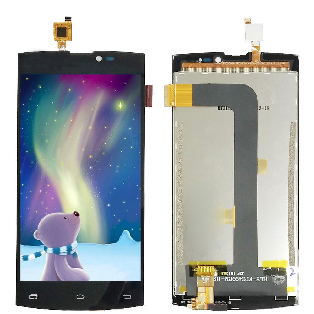 For Leagoo Lead7 Lead 7 LCD Display Screen Assembly With Touch Screen Digitizer Sensor Assembly Mobile Phone Parts