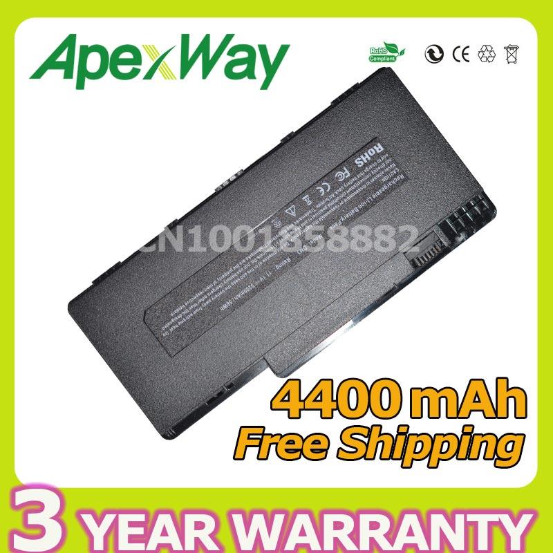 Apexway 4400mAh  Battery for HP Pavilion dm3 VG586AA HSTNN OB0L HSTNN UB0L HSTNN E02C 577093 001 538692 351|battery for hp|battery for hp pavilion|4400mah battery - title=