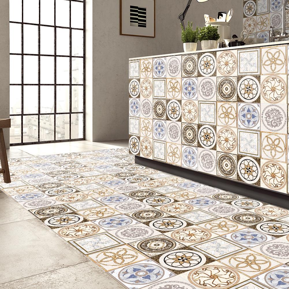 Darylltheapostle Comprare Colorato Mosaico Piastrelle Adesivi