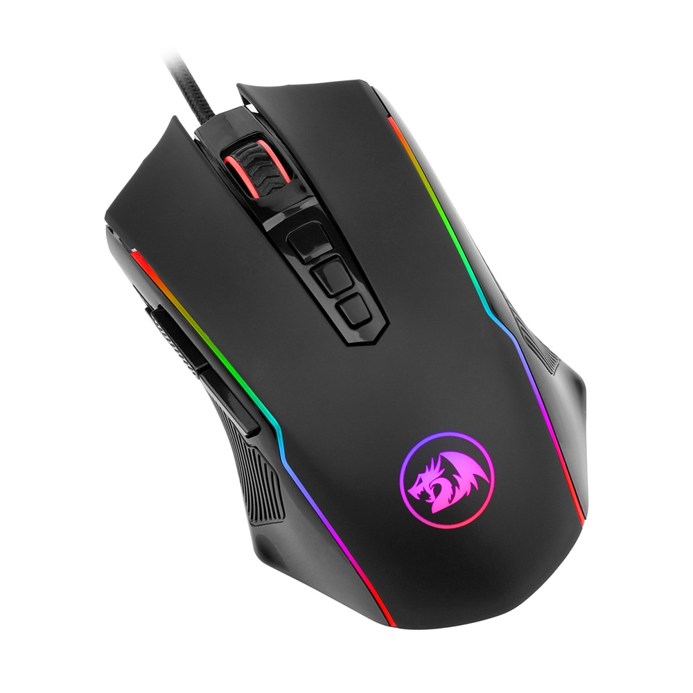 Redragon M910 Ranger Chroma RGB Backlit Gaming Mouse Professional Gamer Mice For Computer PC