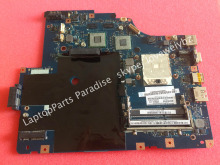 Working Perfectly For Lenovo G565 Laptop Motherboard LA-5754P REV:1.0 Main board with ATI Graphic