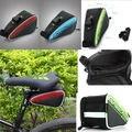 Impermeable Mountain Road MTB Bicicleta de La Bici Saddle Seat Bolsa Trasera Para ccesorios Teléfono Celular Móvil