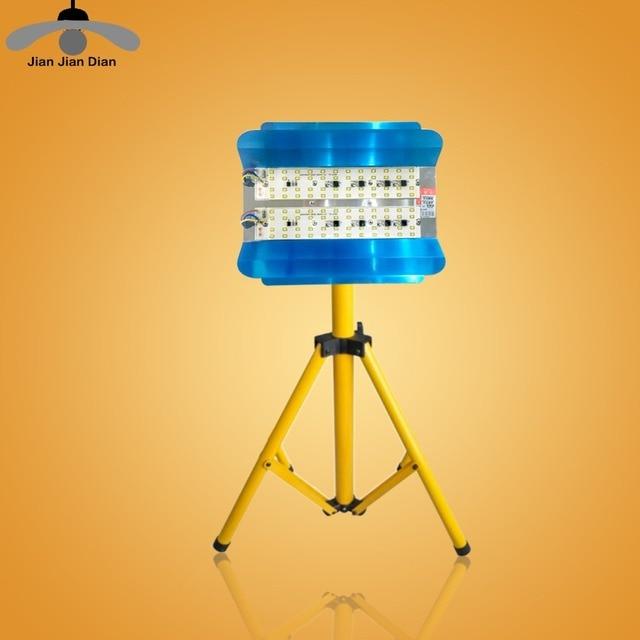 Led Flood Light 50w Halogen Lamp Bulb Replace Iodinewall Spotlight Floodlight Tungsten Construction Outdoor Lighting 100w