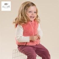 DB4685 Davebella Autumn Vest Children Waistcoat Kids Clothes