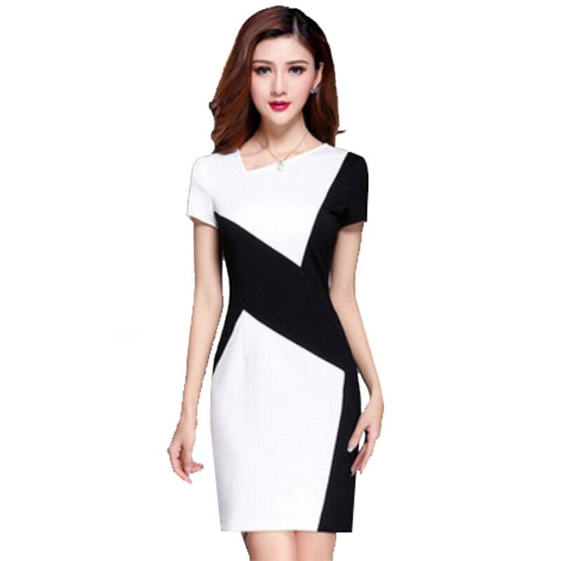DHTEMA Womens Elegant font b Tartan b font Check Plaid Ruched Cap Sleeve High Waist Casual