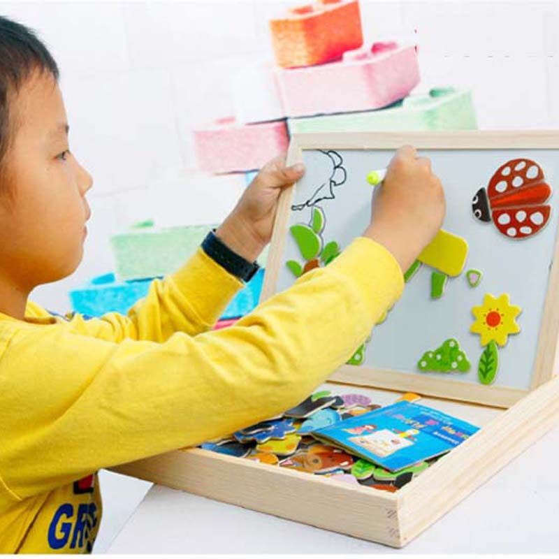 Art Educational Toys : Whiteboard pen erasable dry white board markers stationery