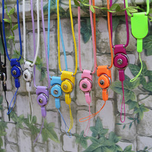Cell Mobile Phone Camera Neck Lanyard Detachable Multifunction  Strap ID Card Key Ring Holder DIY strap
